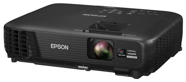 Epson PowerLite 1284 Projector