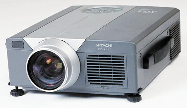 Hitachi CP-X970W Projector