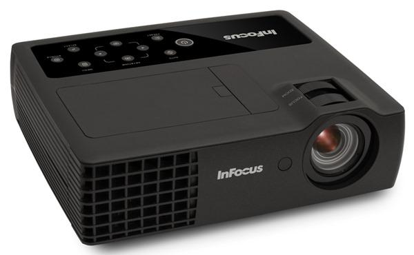 InFocus IN1118HD Projector