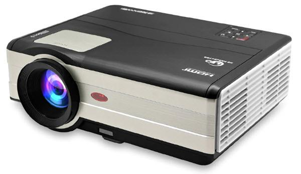 Caiwei A8+wifi Projector