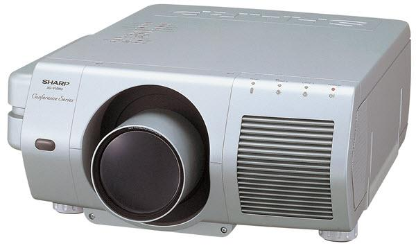 Sharp XG-V10WU Projector