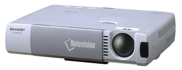 Sharp PG-M10S Projector