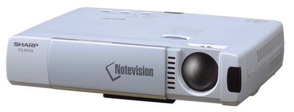 Sharp PG-M10X Projector