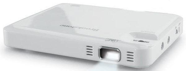 Brookstone projectors brookstone pocket micro dlp projector for Brookstone pocket projector micro