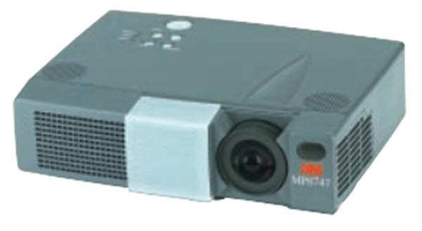 3M MP8747 Projector