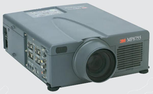 3M MP8770 Projector