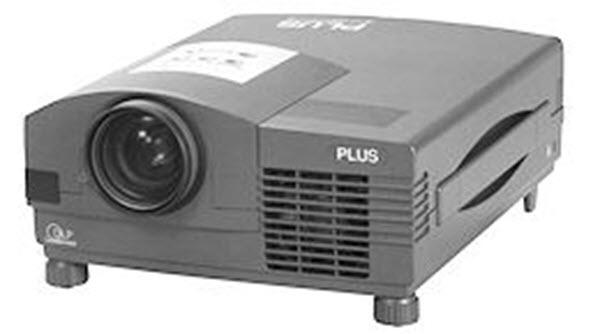 PLUS UP-1100 Projector