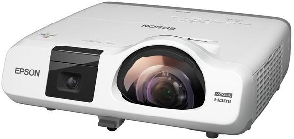 Epson Europe EB-520 Projector