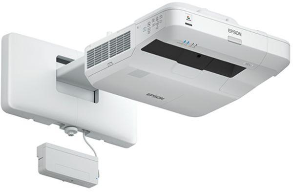 Epson BrightLink Pro 1460Ui + Wall Mount Projector