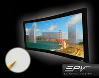 EPV Screens Curve A4K Screen