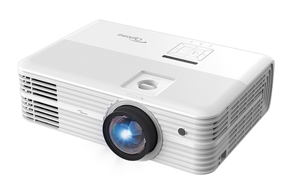Optoma 4K550ST Short Throw 4K DLP Projector Review