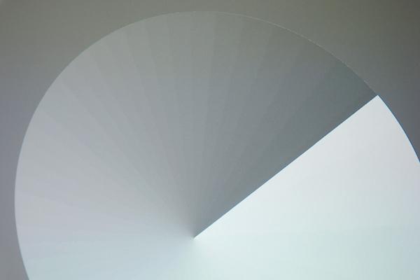 Gray Test Pattern-Banding