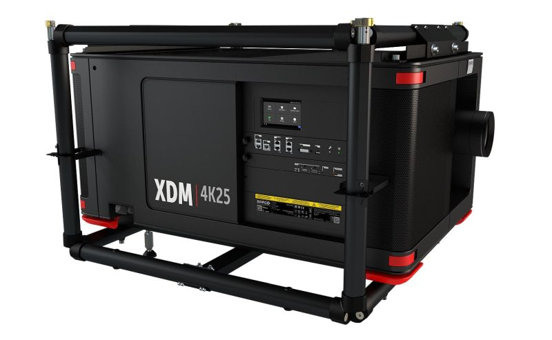 Barco XDM connections