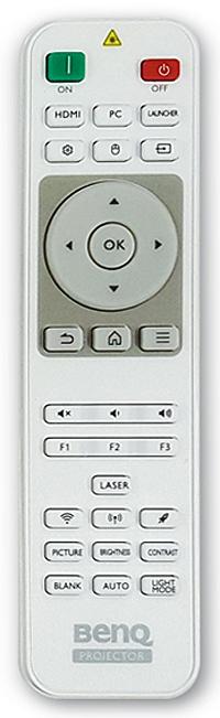 BenQ EH600 remote