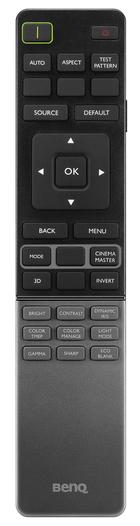 BenQ HT9060 Remote2