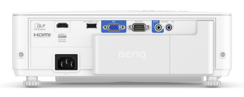 BenQ TH685i connections