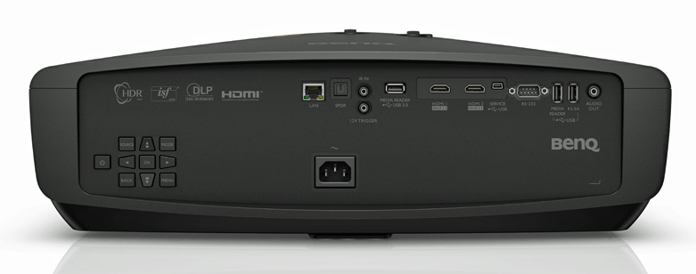 BenQ HT5550 Connections