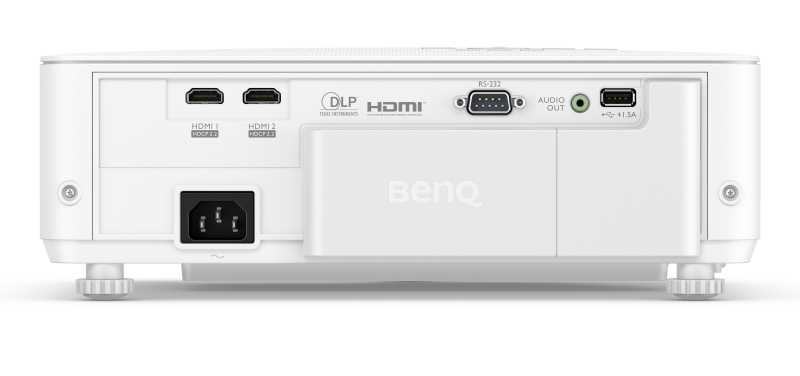 BenQ TK700STi connections