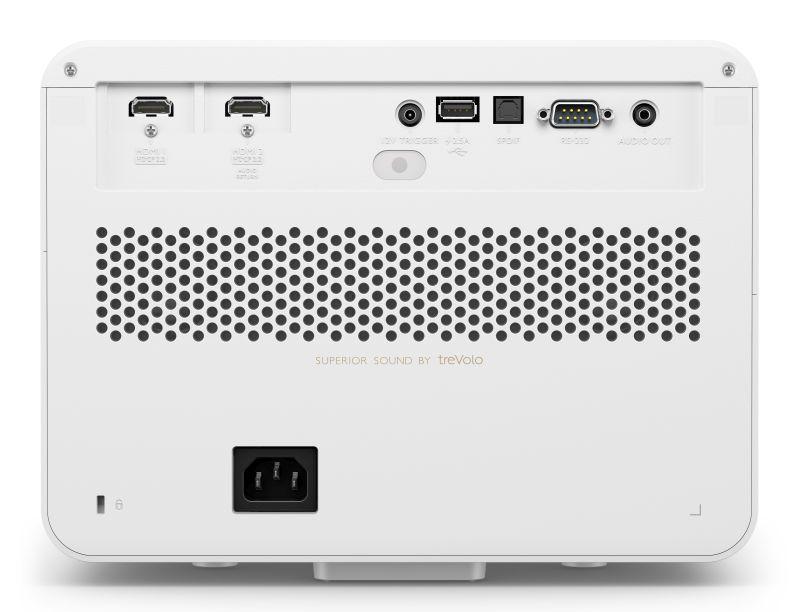 BenQ x1300 connections