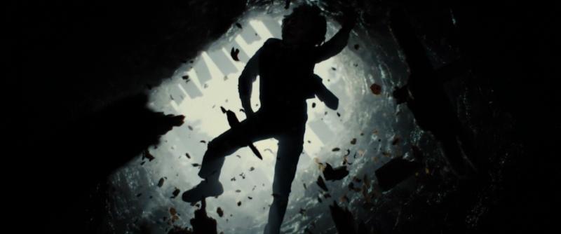 BvS Batcave