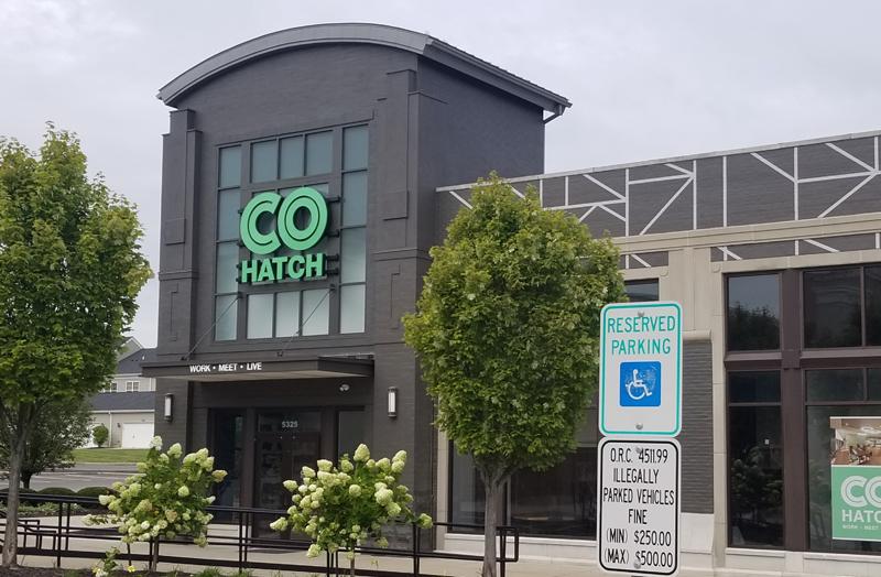 COHatch Mason Exterior