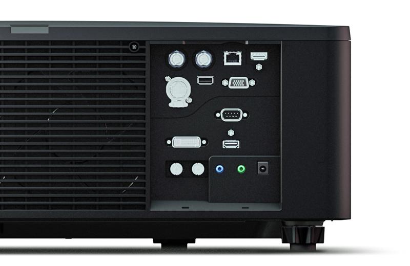 Christie D16HD HS Connections
