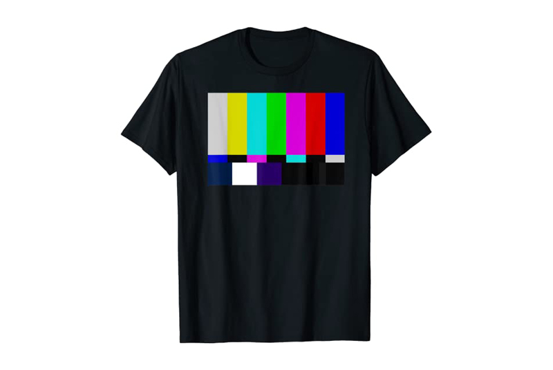 ColorBarsT Shirt 2