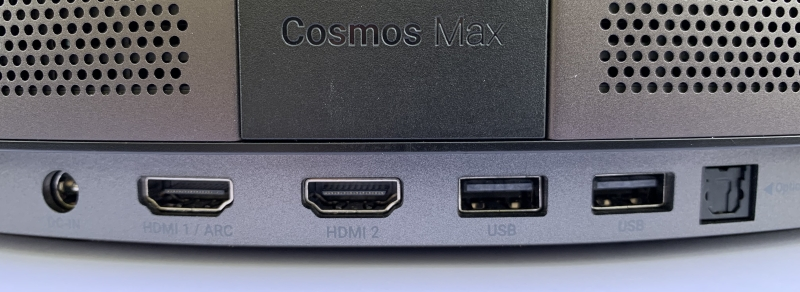 Cosmos Max Connections