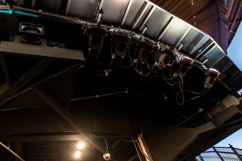 DP Cyclorama Projector 1