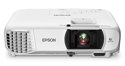 Epson HC 1060 front view, third review image
