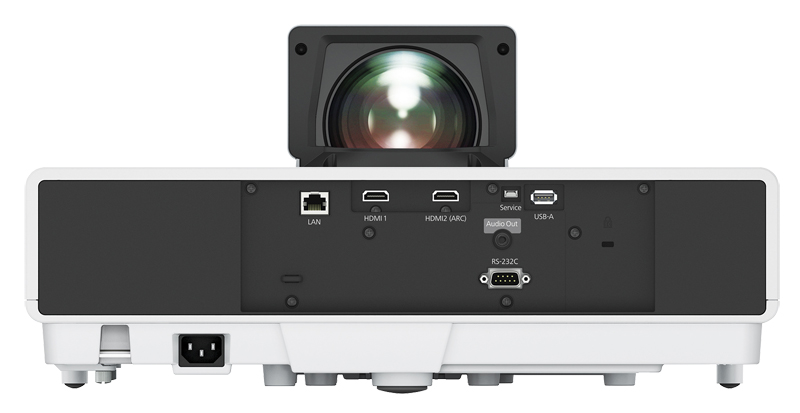 Epson LS500 connections