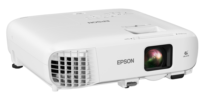 Epson PowerLite992F main