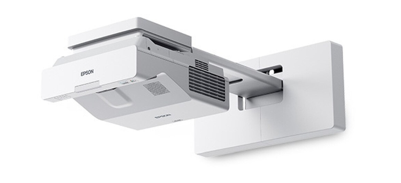 Epson 725W front angle