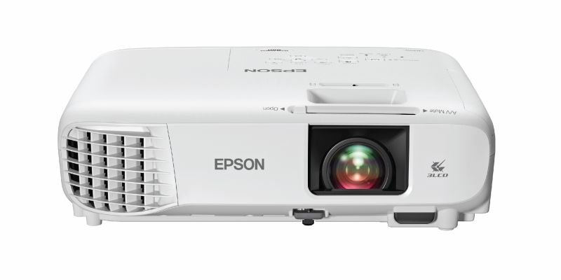 Epson 880X front angle