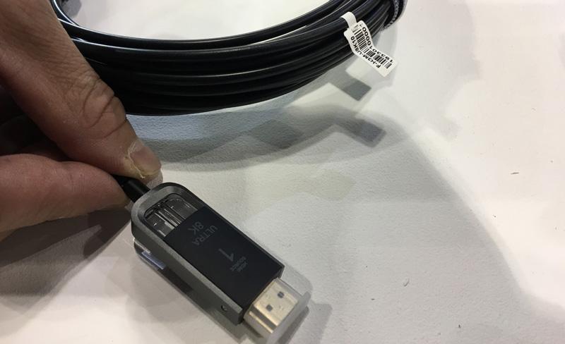 FIBBR Ultra8K HDMIv2.1 cable