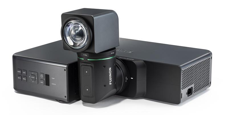 Fujifilm FP Z500 main lensup