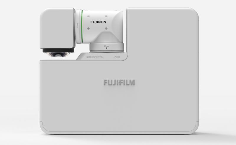 Fujifilm FP Z500 white lens stored