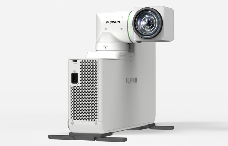 Fujifilm FP Z500 white w stands