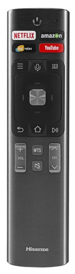 Hisense L10E remote
