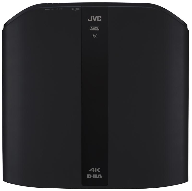 JVC DLA NX5 Top