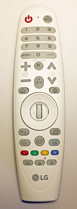 LG HU810PW remote final