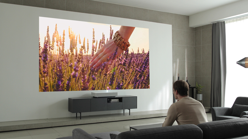 Panasonic Tv Meubel.Lg Cinebeam Hu85la 4k Ust Laser Projector Review