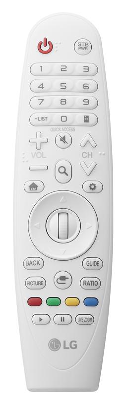 LG HU85LA Remote