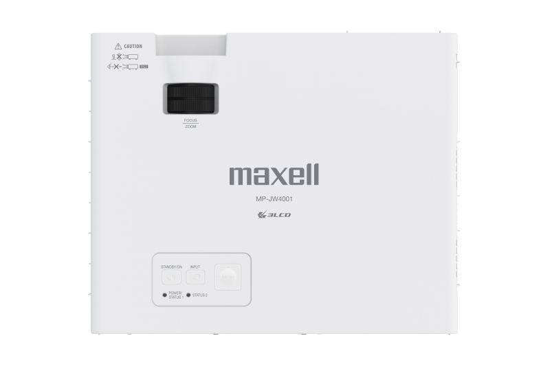 Maxell MP JW4001 Top