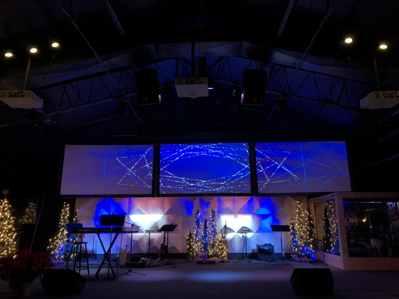 Maxell LifeQuest Church Lifestyle1