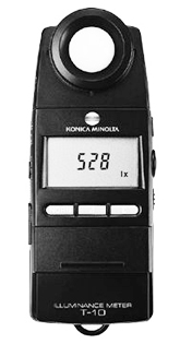 Konica Minolta T10A Light Meter