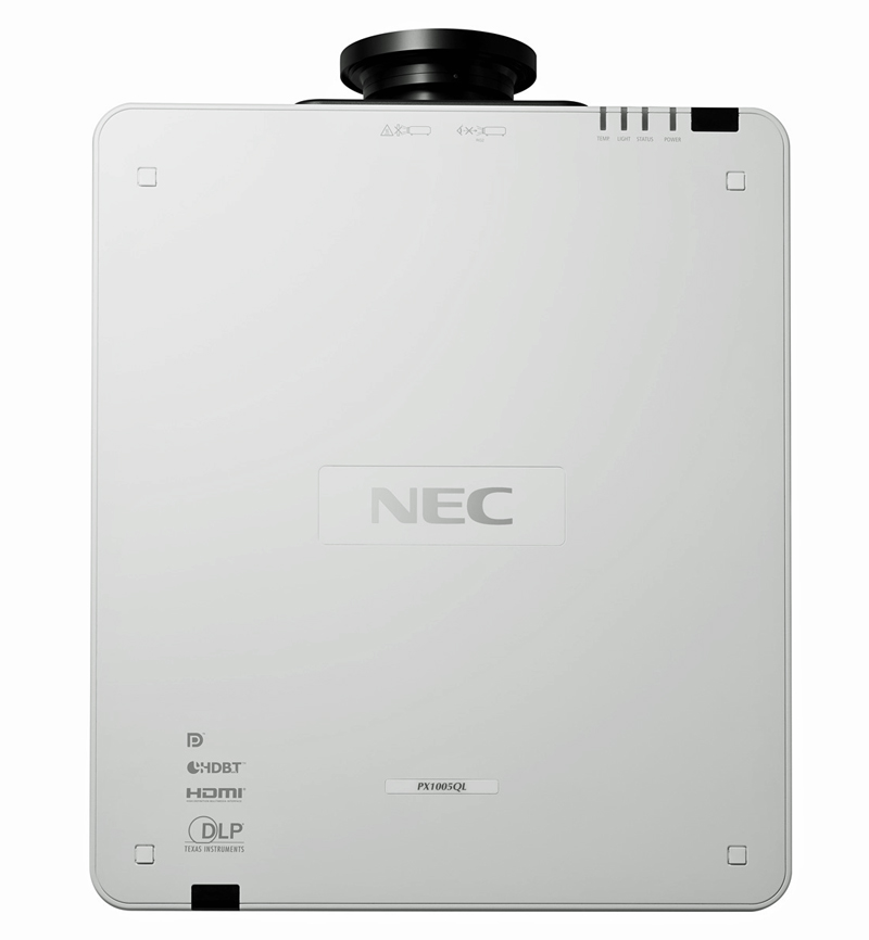 NEC PX1005QL W top