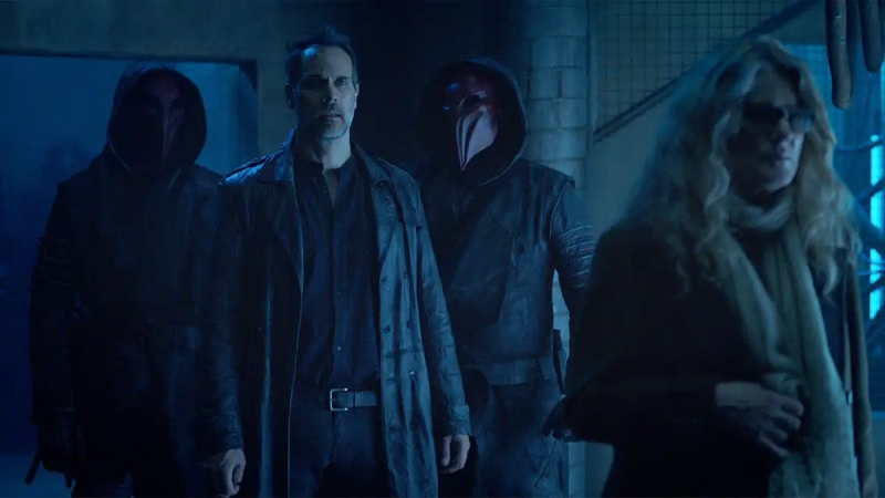 Optoma 12 Monkeys