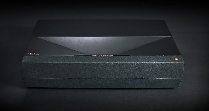 OptomaCinemaxP1 fronttop blackbg