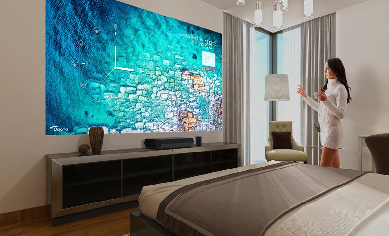 OptomaP1 Lifestyle bedroom 800